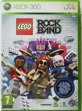 Lego Rock Band. Xbox 360. Fisico. Pal Es.