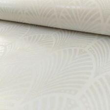 Holden Gatsby Arch Pattern Wallpaper Art Deco Retro Silver Glitter Motif 65251