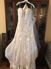 Alfred Angelo Wedding Dress GORGEOUS- SZ 12- SAMPLE DRESS