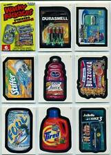 Wacky Packages Ans 2 All New Series  2005 Topps 55 Card Complete Set + Wrapper