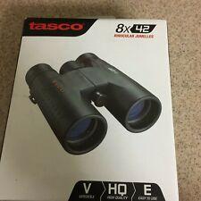 New Tasco 8X42 Binoculars, Black