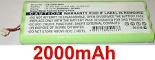Battery 2000mAh type 15.910.185 For Ozroll Smart Drive smart Control 10