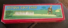 Schyllings Antique Golf Game