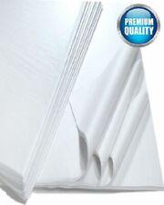 High Quality WHITE Acid Free Tissue Paper - 500mm x 750mm ( 50 x 75cm)