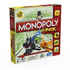 Monopoly Junior Edición Tablero Juego por Hasbro