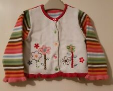 Girls Age 2-3 Years - Mothercare - Fine Knit Cardigan.