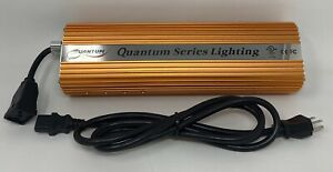 Quantum Horticulture HPS/MH-1000W Digital Hydroponic Ballast Cord Dimmable Grow!