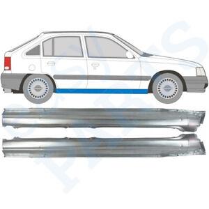 Opel Kadett E 1984-1993 4/5 Tür Voll Schweller Reparaturblech  / Paar
