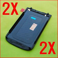 ** 2 X  New Genuine OEM Blackberry Bold Touch 9930 9900 battery door back cover