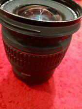 Sigma AF EX 24-70mm D f/2.8 DG Aspherical Lens for Nikon