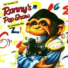 Ronny's Pop Show 19 (1992) Klf, Army of Lovers, RSF, Roxette, Genesis, .. [2 CD]