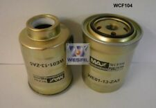 WESFIL FUEL FILTER FOR Mazda 3 2.0L TD 2007 08/07-09/09 WCF104