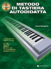 METODO DI TASTIERA AUTODIDATTA con CD - Ivano Borgazzi - Ed. Volonté & Co.