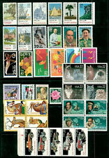 1988 Commemorative Year set (39 Stamps) - MNH