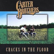 THE CARTER BROTHERS - Cracks in the Floor - CD