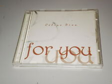 CELINE DION - FOR YOU - RARE CD MADE IN ITALY - OUT OF PRINT - FUORI CATALOGO -