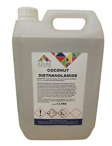 Azure Coconut Diethanolamide Cocamide Diethanolamine - 5L