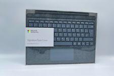 Microsoft Surface Pro Signature Type Cover QWERTZ Eis Blau NEU OVP
