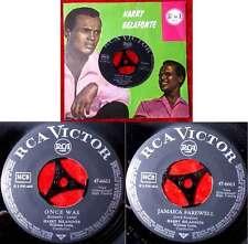 Single Harry Belafonte: Jamaica Farewell / Once Was (RCA 47-6663) D