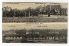 AK Köln, Schießplatz Wahn, Feldpost 1917