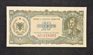 Ander - Albania 10 leke 1947 P19