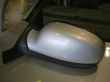 VOLVO S80 99-03 PASSENGERS LEFT SIDE ELECTRIC POWER FOLDING MIRROR 426 SILVER