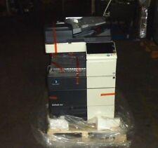 NEW Konica Minolta Bizhub 458e Copier Scanner Printer - Parts / Damaged Machine