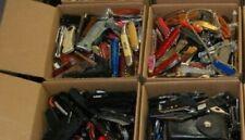 Lot of 8 TSA Confiscated Pocket Knives Various Brands Grab Bag