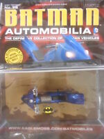 "BATMAN AUTOMOBILIA COLLECTION #38 ""LEGENDS OF THE DARK KNIGHT (BATCYCLE)"""