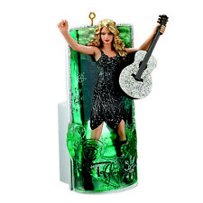 "Carlton Heirloom Magic Ornament 2011 Taylor Swift - ""Mine"" - #CXOR124Z-SDB"