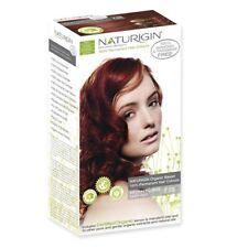 NATURIGIN 7.55 Organic Beauty Hair Colour Set Human Dark Red