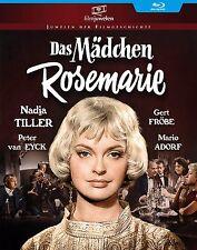 Das Mädchen Rosemarie (1958) - Nadja Tiller, Gert Fröbe - Filmjuwelen BLU-RAY