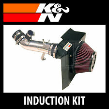 K&N Typhoon Performance Air Induction Kit - 69-6543TP - K and N High Flow Part