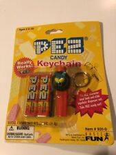 Pez Candy Keychain New sealed Horse 1999 Basic Fun #931-0