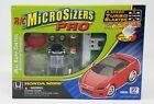 Microsizers PRO R/C Cars Honda S2000 (Red) Car Kit MINI R/C 27MHZ 2 SPEED TURBO