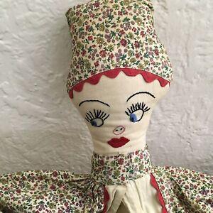 Vintage Pajama bag Cloth Doll