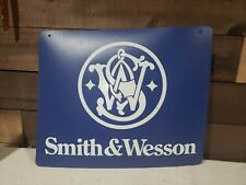 SMITH & WESSON GUN PLASTIC CLEANING MAT MOUSEPAD ARMORER 12 x 14.5 DEALER ONLY
