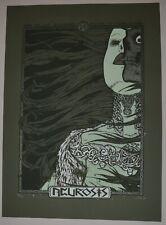 Neurosis - 2009 Roadburn Festival Concert Poster by Malleus