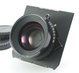 EX+3 Nikon Nikkor W 180mm F/5.6 Large Format Lens TOYO View 4x5board From JAPAN