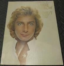 Barry Manilow - Greatest Hits - 104 Page Songbook - 1979 Kamakazi Music Corp