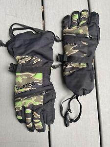 Boys Burton Snow Gloves