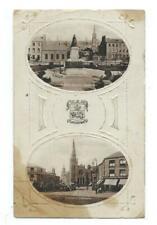 Lancashire Lancaster Dalton Square Stonewell Valentine's Series Postcard c.1912