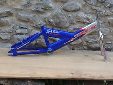 Old school BMX 98 – VERY RARE NOS FRAME Aluminum TREK WADE BOOTES - Fork 4130