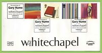 G.B. 1999 Artists Tale official Havering First Day Cover, Gary Hume, Whitechapel