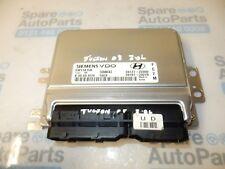 HYUNDAI TUCSON MK1 2008 2.0 GSi ENGINE ECU 5WY1A15B, 39171-23300, 39181-23270
