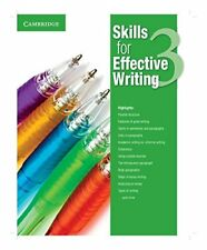 Skills for Effective Writing Level 3 Student's Book by Cambridge University P…