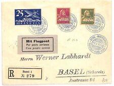 Luftfahrt Schweiz Fdc 1997 Tage Der Aerophilatelie Flugzeuge Wwa _ 20651