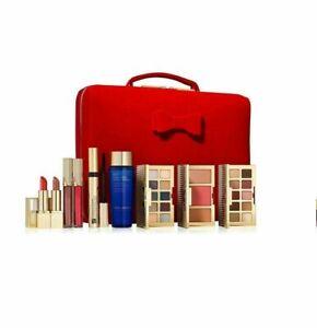 2020 Estee Lauder Blockbuster Christmas Holiday Makeup Set 9PC READ DESCRIPTION