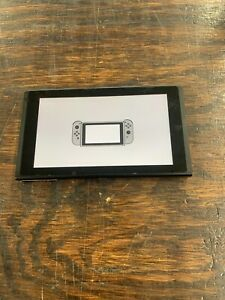 Nintendo Switch 32GB Video Game Console - Black (HAC-001) / CONSOLE ONLY
