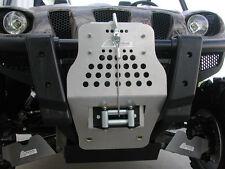 YAMAHA RHINO 660 450 700 Skid Plate Hook Holster- BASH SKIDS ALUMINUM